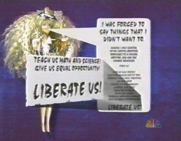 Barbie Liberation