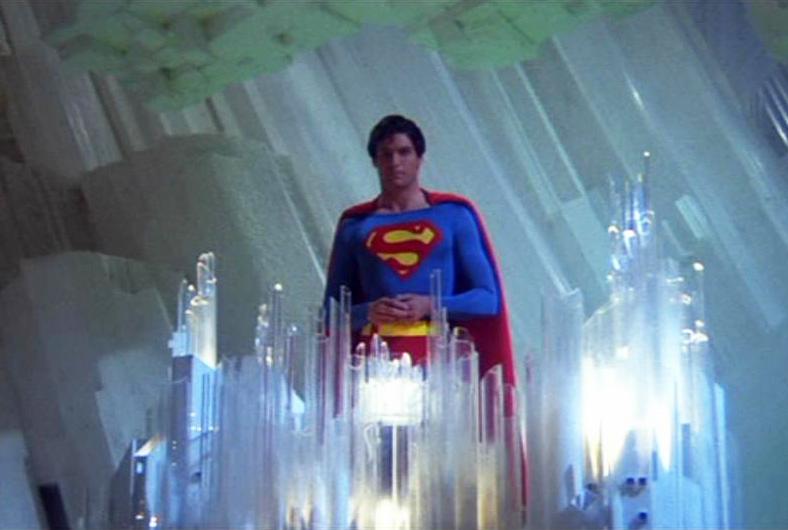 Superman Fortress of Solitude